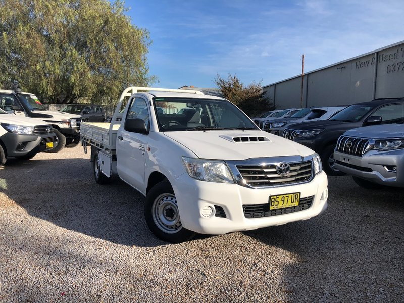 Used Cars at Mudgee Toyota Picture 1
