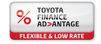 Toyota Finance Advantage